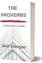 The Proverbs – A Resource Guide